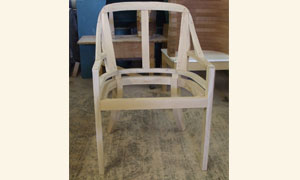 Blower Carver Chair